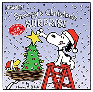 Snoopy's Christmas Surprise (Peanuts): Schulz, Charles M.