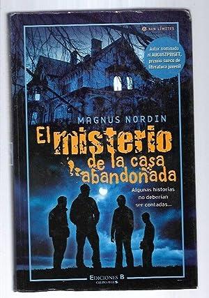 MISTERIO DE LA CASA ABANDONADA - EL: NORDIN, MAGNUS