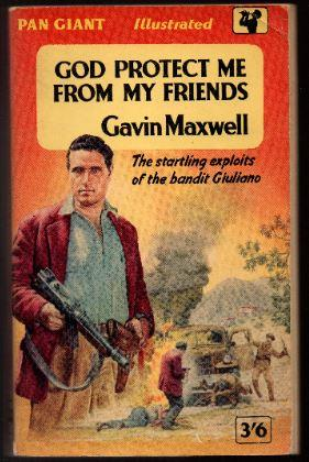God Protect Me from My Friends: Maxwell, Gavin