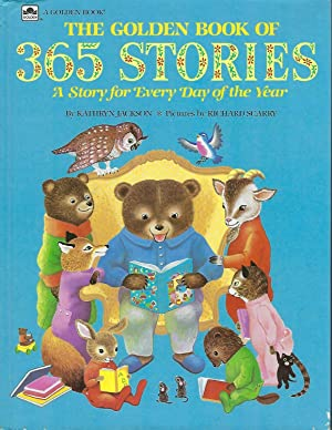 The Golden Book of 365 Stories : Kathryn Jackson