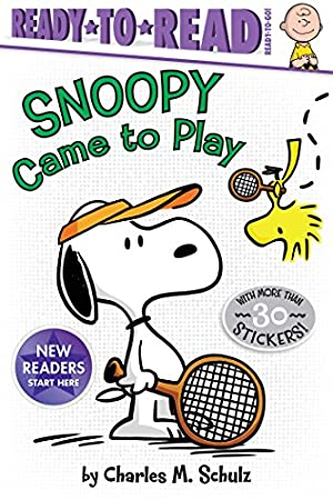 Snoopy Came to Play (Peanuts): Schulz, Charles M.