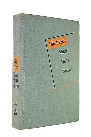 This Week's Short-Short Stories: Beach, Stewart ;