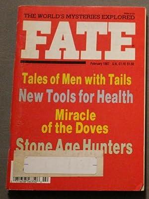 FATE (Pulp Digest Magazine); Vol. 40, No.: Michael Goss; Hilary