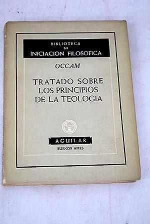 Tratado sobre los principios de la teología: Occam