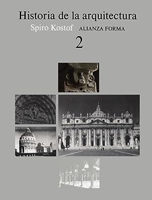 Historia de la arquitectura, 2: KOSTOF, SPIRO
