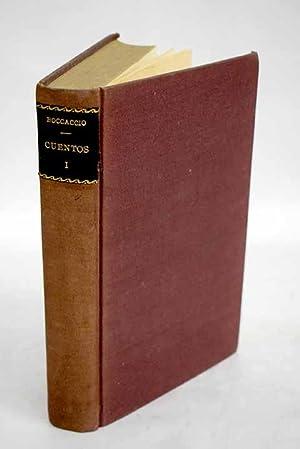 Cuentos: (El Decamerón), tomo II: Boccaccio, Giovanni