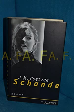 Schande: Coetzee, Jean M.: