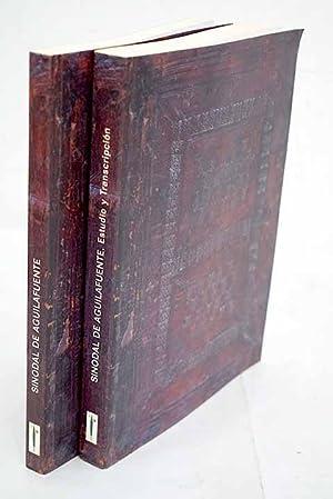Imagen del vendedor de Sinodal de Aguilafuente a la venta por Alcaná Libros
