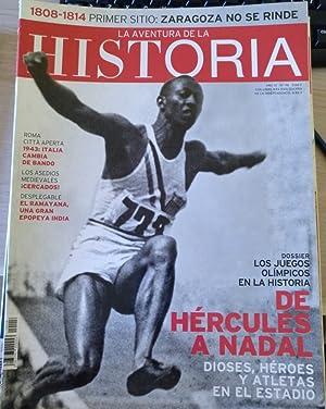 LA AVENTURA DE LA HISTORIA. AÑO 10