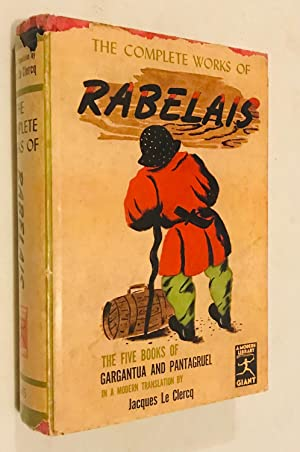 "The Complete Works of Rabelais"" The Five: Rabelais, Francois) Le"