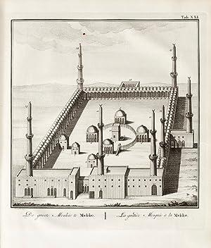 Beschryving van Arabie, uit eigene waarnemingen en: NIEBUHR, Carsten.