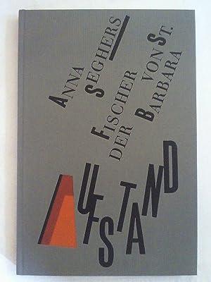 Die Graphischen Bücher, Bd.20, Aufstand der Fischer: Anna Seghers