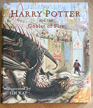 Harry Potter and the Goblet of Fire: JK Rowling