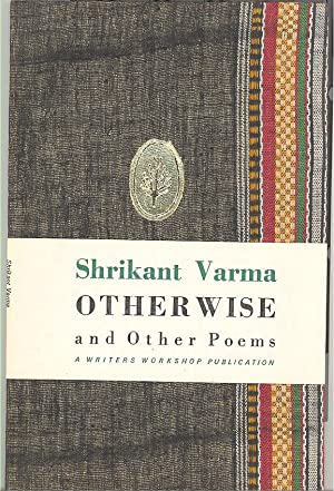 Seller image for Otherwise and Other Poems for sale by PERIPLUS LINE LLC