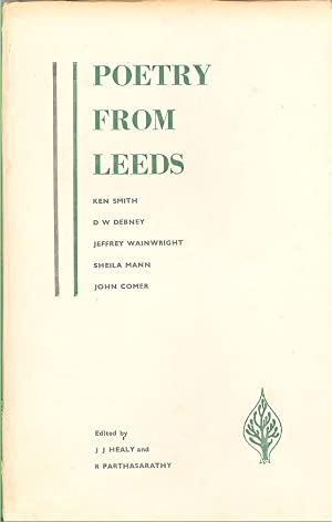 Seller image for Poetry from Leeds for sale by PERIPLUS LINE LLC