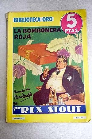 La bombonera roja: Stout, Rex