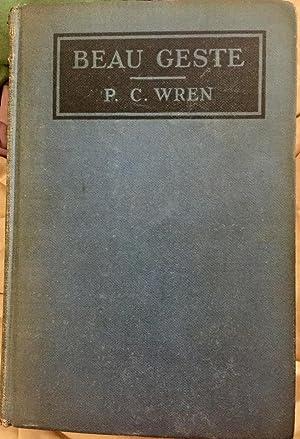 Beau Geste: P.C. Wren