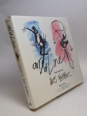 Out of Line; The Art of Jules Feiffer