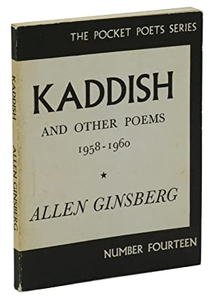Kaddish and Other Poems 1958-1960