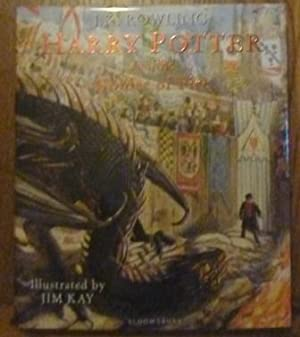 Harry Potter and the Goblet of Fire: J.K. Rowling