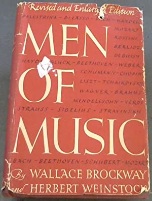 Men of Music : Their Lives, Times: Brockway, Wallace ;