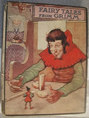 Fairy Tales From Grimm: Brothers Grimm