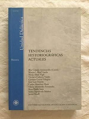 Tendencias historiográficas actuales: Blas Casado Quintanilla,