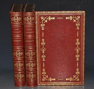 Memoirs Of Count Lavallette. Written by Himself.: LAVALLETTE, Count: D?ABRANTES,
