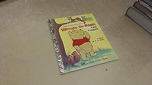 Little Golden Book - Walt Disneys Winnie-the-Pooh: A.A. Milne