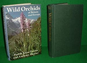 WILD ORCHIDS OF BRITAIN and EUROPE with Key to Orchid Genera
