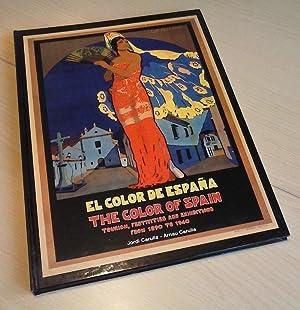 El color de España. The Color of: Jordi Carulla y