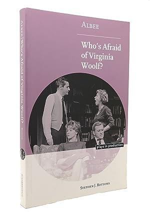 ALBEE Who's Afraid of Virginia Woolf?: Stephen J. Bottoms