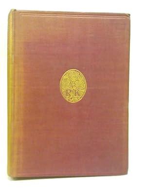 Rudyard Kipling's Verse. Inclusive Edition 1885-1918 -: Rudyard Kipling