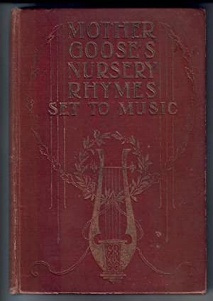 Mother Goose's Book of Nursery Rhymes