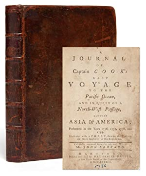Journal of Captain Cook's Last Voyage to: Cook, Capt. James]
