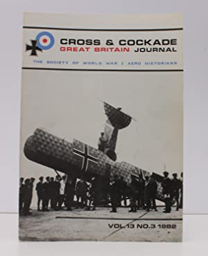 Vol. 13. No. 3. The Society of: CROSS AND COCKADE