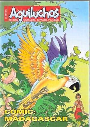 Aguiluchos, 654. Revista misionera infantil y juvenil.: VV. AA.