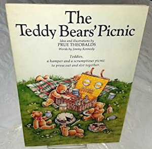 The Teddy Bears' Picnic Press-Out and Play-