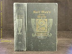 Erzgebirgische Dorfgeschichten. Karl Mays Erstlingswerke. Autorisierte Ausgabe.: MAY, Karl: