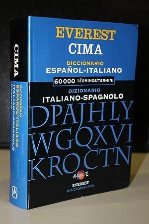 Everest Cima. Diccionario español-italiano. Dizionario italiano-spagnolo.: López Varela, Alejandra.