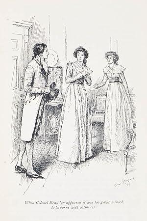 Sense and Sensibility.: AUSTEN, Jane; HAMMOND,