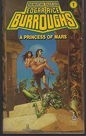 PRINCESS OF MARS: Burroughs, Edgar Rice