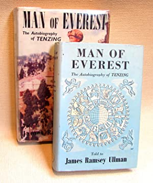 MAN OF EVEREST: Norgay, Tenzing and