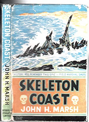 Skeleton coast,: Marsh, John H