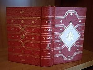 THE OXFORD MINIATURE CORONATION BIBLE.