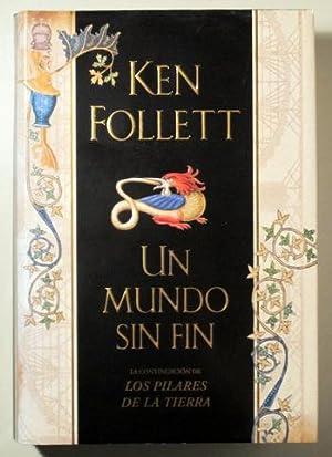 UN MUNDO SIN FIN - Barcelona 2007: FOLLET, Ken