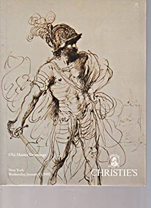 Christies 1993 Old Masters Drawings