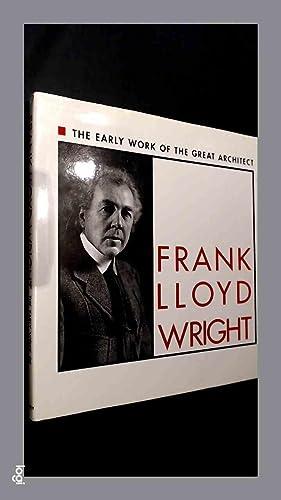Frank Lloyd Wright - The early work: Wendingen