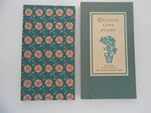 Seller image for Chinese Love Poems from Most Ancient to Modern Times for sale by Lindenlea Books