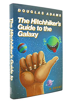 THE HITCHHIKER'S GUIDE TO THE GALAXY, 25TH: Douglas Adams
